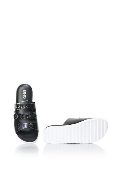 Liu Jo Rondine bőrpapucs szegecsekkel női