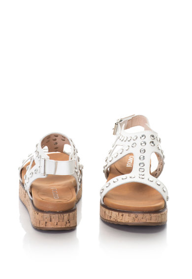 Oakoui Sandale cu platforma si strasuri GIANNA Femei