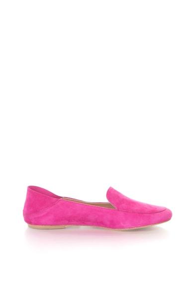 Zee Lane Nyersbőr cipő lekerekített orral női