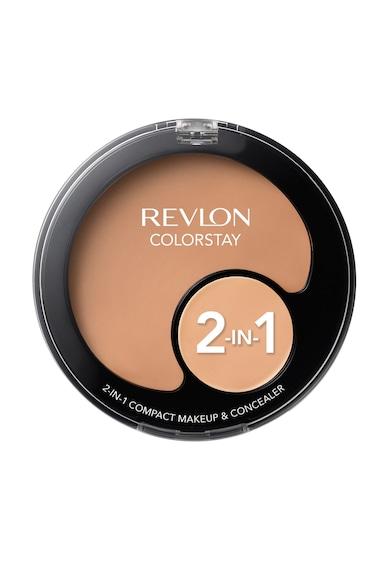 Revlon Fond de ten compact & corector  ColorStay 2-in-1 Femei