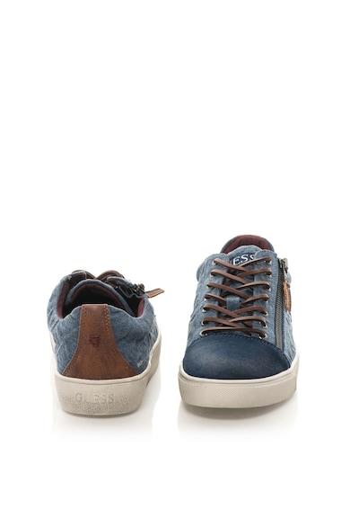 Guess Спортни обувки с ефект на деним Мъже