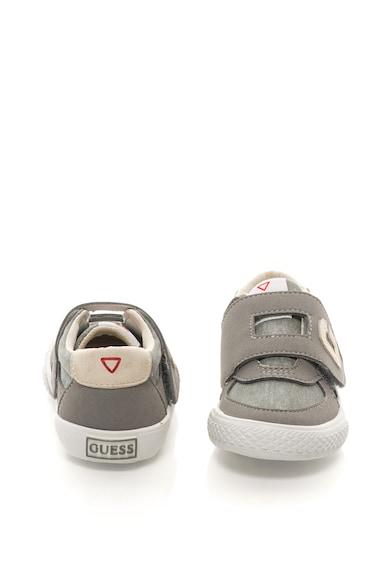 Guess Спортни обувки с велкро и еко велур Момичета