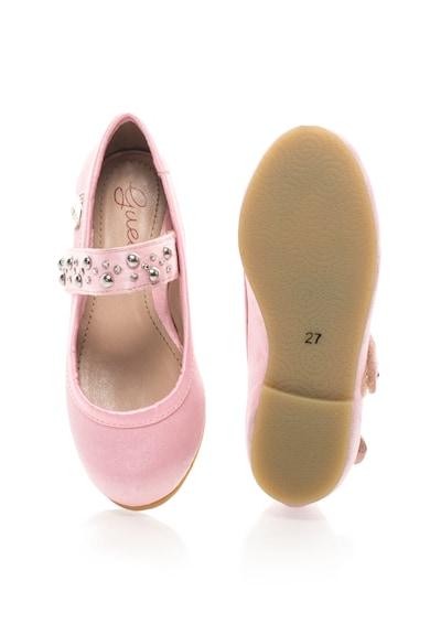 Guess Обувки Mary-Jane с капси Момичета