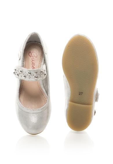 Guess Mary-Jane cipő szegecses rátétekkel Lány