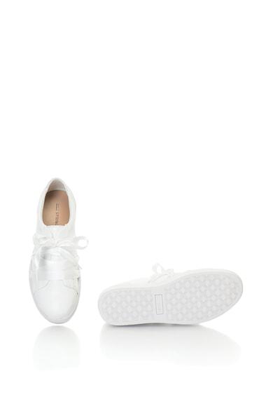 Call It Spring Pantofi sport de piele sintetica cu sireturi tip panglica Acaema Femei
