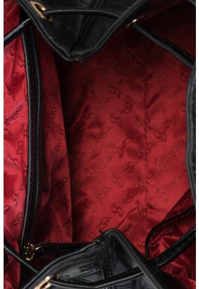 Gattinoni Roma Lana hátizsák dombornyomott dizájnnal női