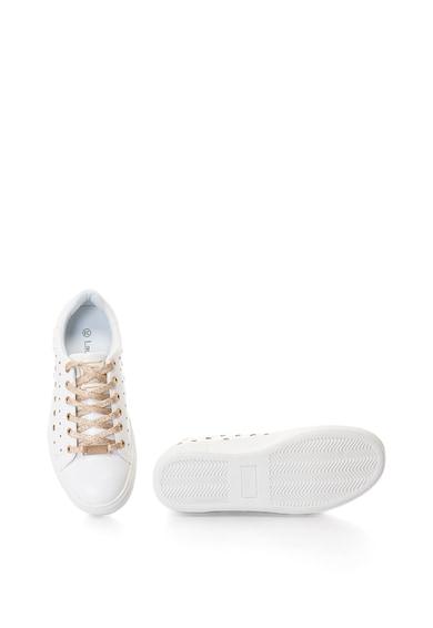 Laura Biagiotti Pantofi sport cu design perforat Femei