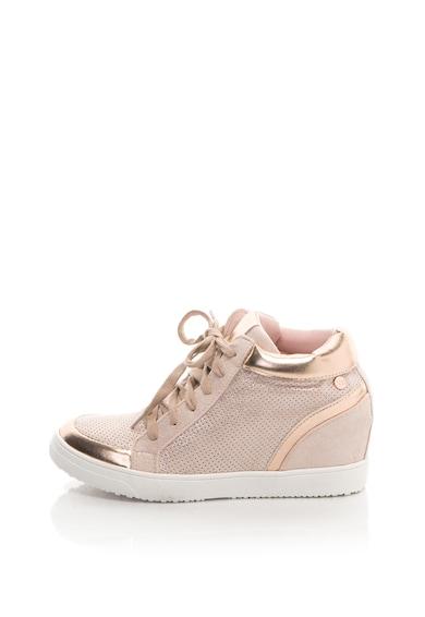 Xti Спортни обувки от еко кожа със скрита скосена платформа Жени
