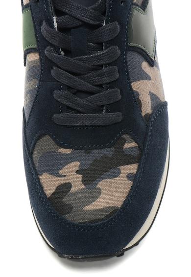 Peter terepmintás sneakers cipő - GAS (GAM813011-01) 55bab0639f