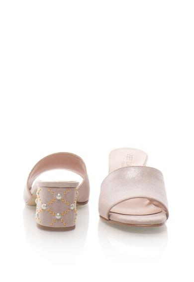 Zee Lane Collection Papuci cu toc cu decoratiuni Femei