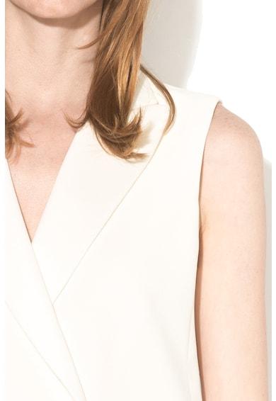 Marella Vesta eleganta cu doua randuri de nasturi Femei