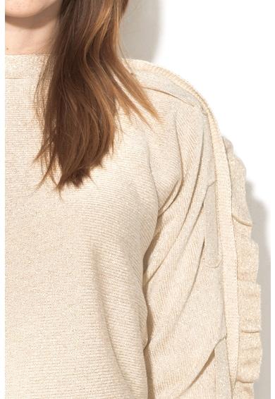 Marella Pulover tricotat fin cu insertii din lurex Abavo Femei