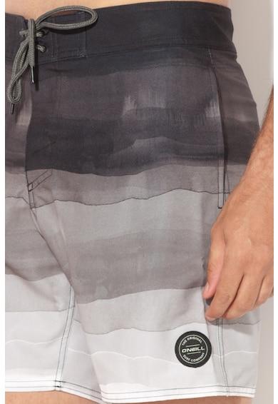 O'Neill Pantaloni scurti de baie cu model in dungi Barbati