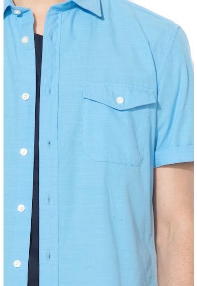 Esprit Риза със стандартна кройка и къси ръкави Мъже