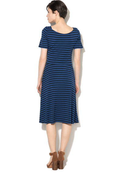 Esprit Раирана рокля със средна дължина Жени