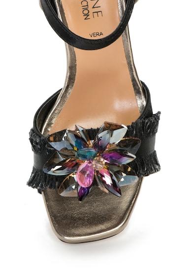 Zee Lane Collection Sandale cu toc masiv Femei