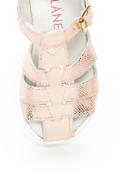 Zee Lane Sandale de piele cu bareta pe glezna Fete
