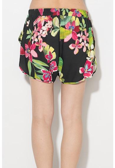 Zee Lane Collection Pantaloni scurti cu imprimeu floral Femei