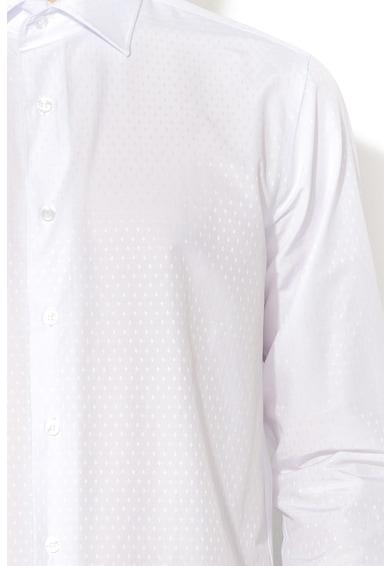 Zee Lane Collection Camasa cu imprimeu discret Barbati
