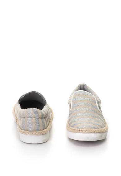 Refresh Pantofi slip-on cu insertii stralucitoare Zapato Femei