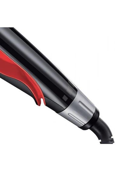 Remington Placa de indreptat parul  Ultimate Glide , 230°C, Invelis ceramic, Negru/Rosu Femei