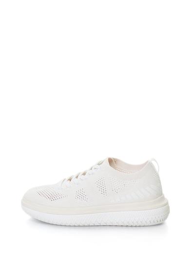 Palladium Crushion kötött, hálós flatform sneakers cipő női