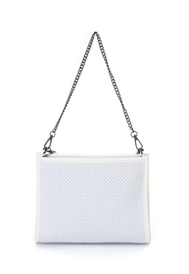 Steve Madden Dorinda keresztpántos táska perforált dizájnnal női