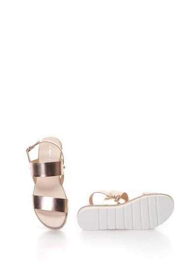Oakoui Sandale slingback de piele Femei