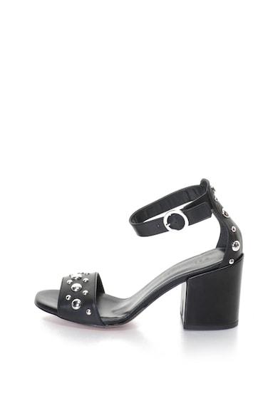 Zee Lane Кожени сандали с нитове Жени