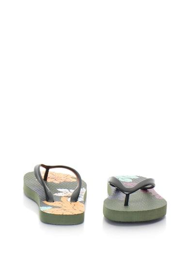 Undercolors of Benetton Papuci flip-flop cu talpa cu imprimeu 12 Baieti
