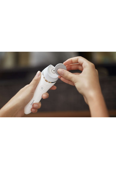 Philips Диск за електрическа пила за крака  BCR369/00, Съвместим с електрическа пила Philips Pedi Advanced Жени