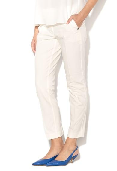 Pennyblack Pantaloni chino crop Lamella Femei