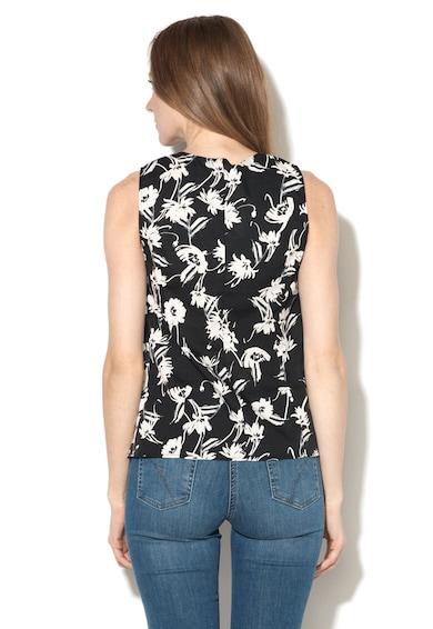 Pennyblack Bluza fara maneci cu model flora Fabrizia Femei