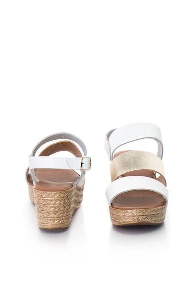 Zee Lane Кожени сандали Alice с отворена пета Жени