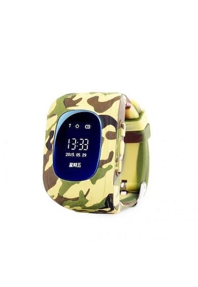 Wonlex Ceas smartwatch copii  Q50, GPS, Functie telefon, SIM prepay cadou Fete