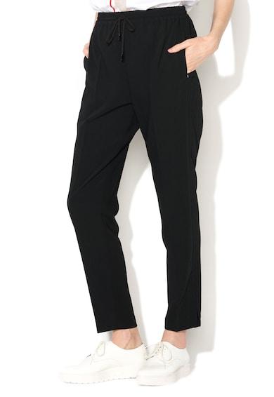 Sportmax Code Pantaloni conici cu snur pentru ajustare STEPPA Femei