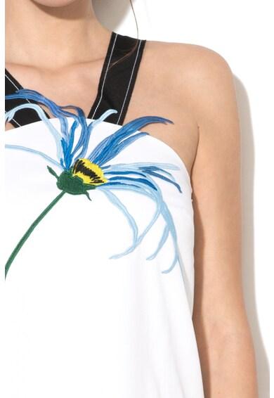 Sportmax Code Dalbum bővülő ruha hímzéssel női