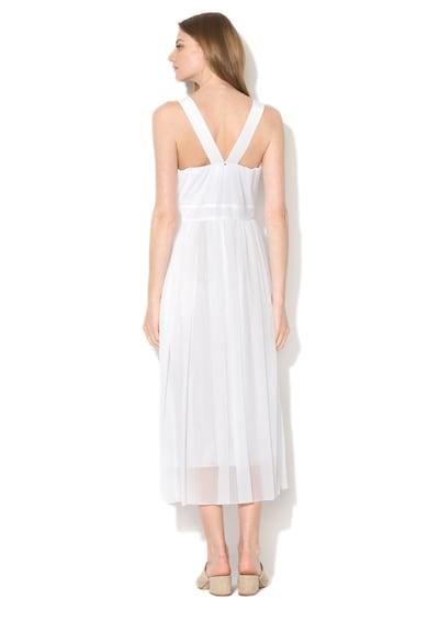 Sportmax Code DGIO redőzött midi ruha női