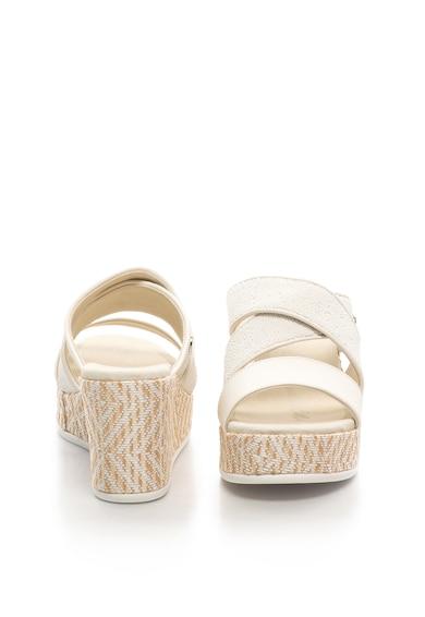 U.S. Polo Assn. Tevere telitalpú papucs mintás talppal női