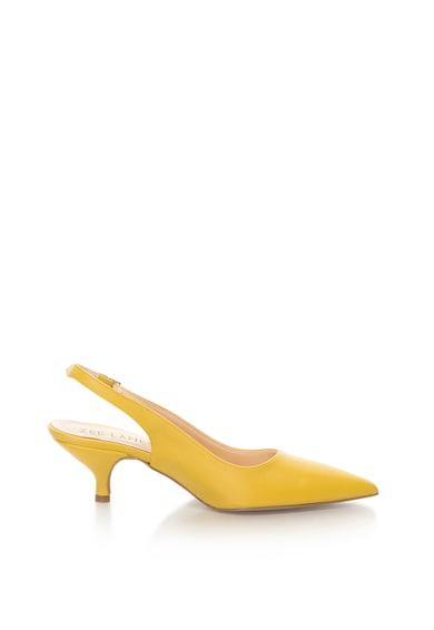 Zee Lane Обувки от еко кожа с отворена пета и остър връх Жени