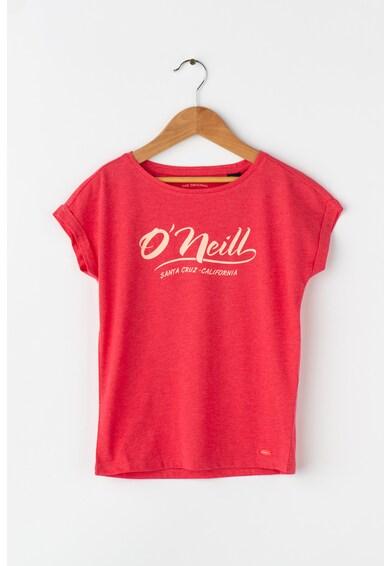 O'Neill Tricou cu logo Santa Cruz Fete