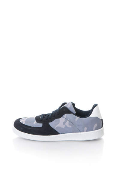 4ada8f8b4f Cipő nyersbőr szegélyekkel - Goodyear (GY81093-N-BLUE)
