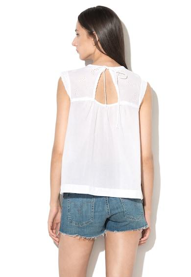 Levi's Bluza cu detalii cu model pointelle Femei