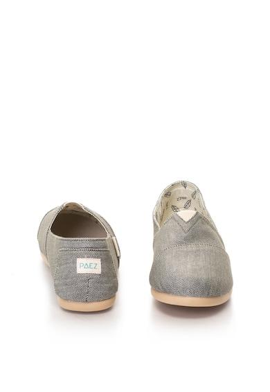 Paez Pantofi slip-on de panza cu imprimeu Barbati