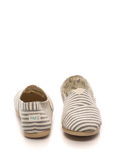 Paez Pantofi slip-on de panza in dungi Barbati