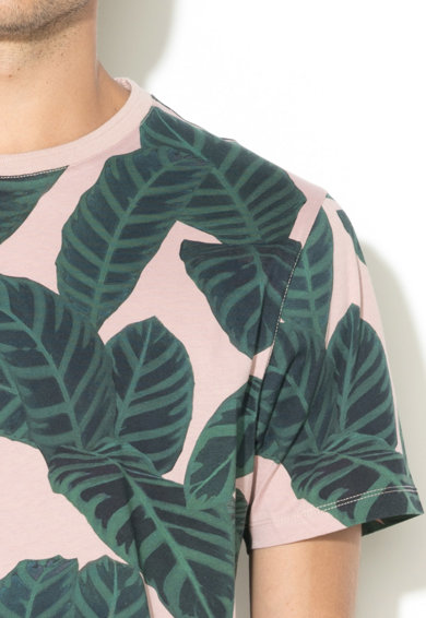 Ted Baker Тениска с тропически десен Мъже
