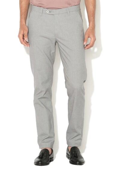 Ted Baker Официален панталон по тялото със скосени джобове Мъже