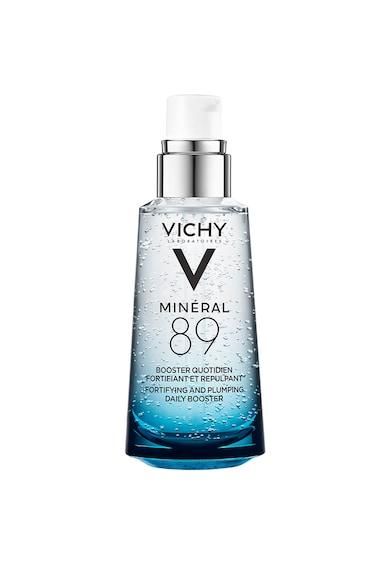 Vichy Гел за лице  Mineral 89 с хидратиращ, укрепващ и презареждащ ефект, Хиалуронова киселина, 50 мл Жени