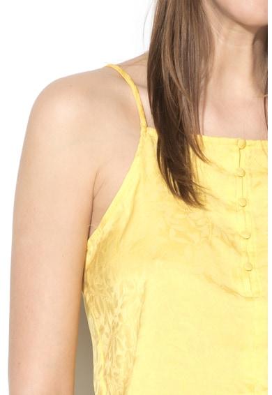 Vero Moda Top vaporos cu bretele ajustabile Lou Femei