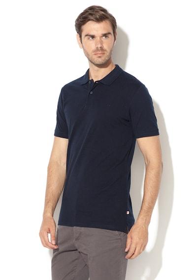 Jack&Jones Тениска по тялото с яка Мъже